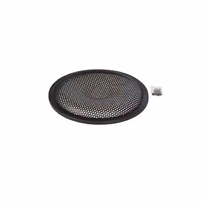 12 INCH SUBWOOFER SPEAKER COVER WAFFLE MESH GRILL GRILLE PROTECT GUARD W/Screws