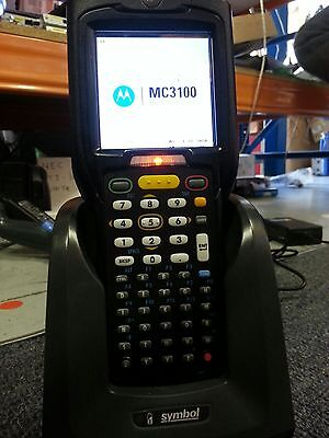 Motorola Symbol MC3190-GL4H04E0A Mobile Barcode Scanner with Charging Cradle