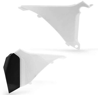 ACERBIS AIR BOX COVERS (WHITE) for KTM 500 EXC 2012-2013