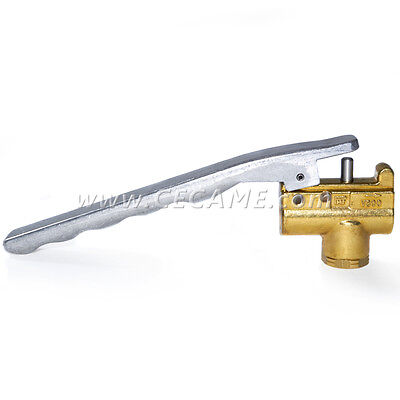 PMF V800 EZ Brass Carpet Cleaning Wand Valve Compatible with Rotovac Truckmount
