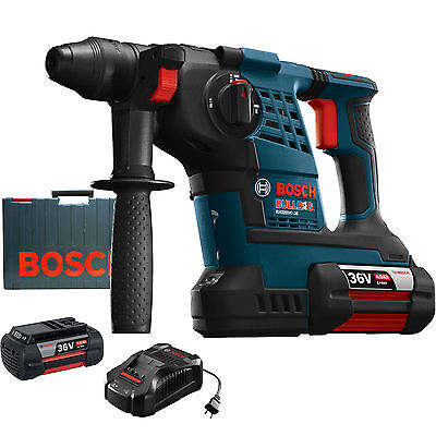 "Bosch Tools 36V 1-1/8"" SDS-Plus Rotary Hammer RH328VC-36K New"