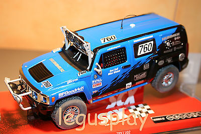 Slot SCX Scalextric 63080 2006 Hummer H3 SUV Nº760 - New