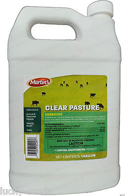 Clear Pasture Triclopyr Herbicide - 1 Gallon