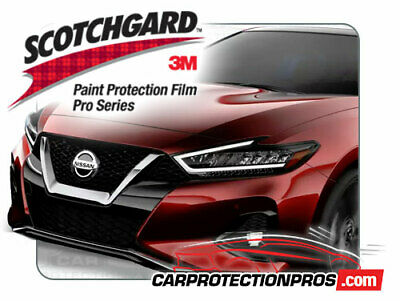 3M Scotchgard Paint Protection PreCut Clear Bra Kit for Nissan Rogue 2014-2016