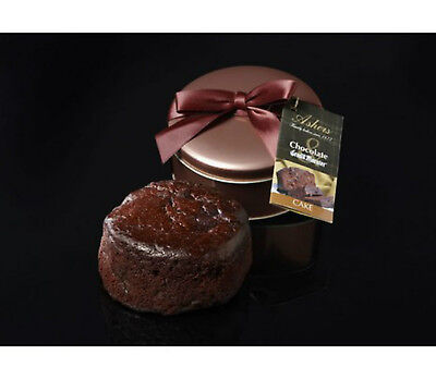 Ashers/Asher's/Award/Winning/Chocolate/Grand Marnier/Liqueur/Cake/Nairn/New