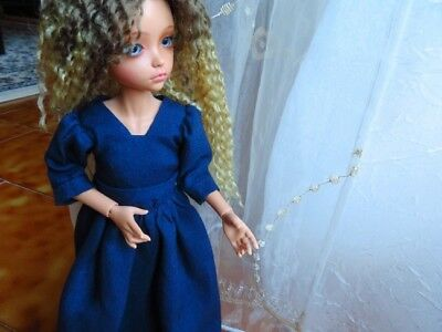 1/6 BJD IPLE DOLL Girl lonnie FREE FACE MAKE UP+FREE EYES  E