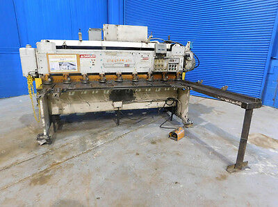 Cincinnati Auto Power Shear 10 Ga. x 8'