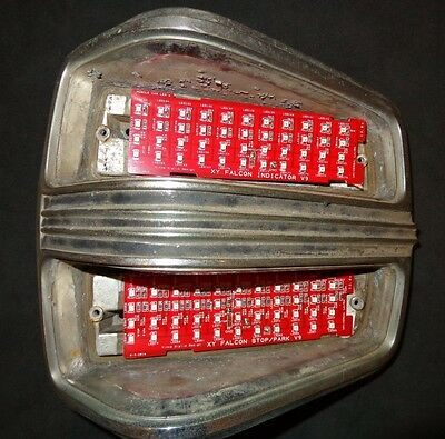 XY Ford Falcon / GT LED tail light conversion kit