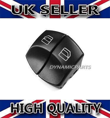MERCEDES SPRINTER W906 CRAFTER WINDOW BUTTON COVER FRONT RIGHT DRIVER SIDE OSF