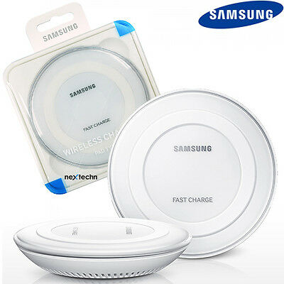 OEM Samsung Wireless Fast Charge Pad For Galaxy Note 5 S6Edge+ S7 S7Edge+ Black