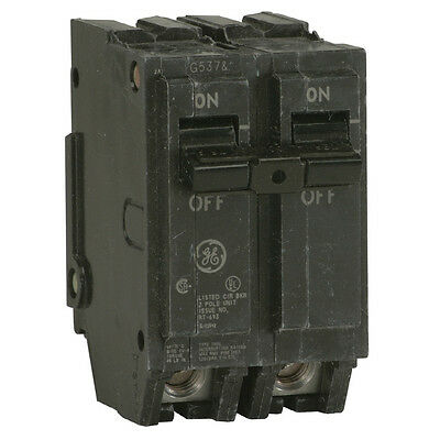 NEW GE Q-Line THQL UL NEMA 100-Amp 2-Pole 120/240 Circuit-Breaker Load-Switch