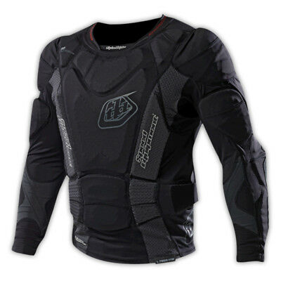 Troy Lee Designs Ups 7855-Hw Ls Youth Under Armour