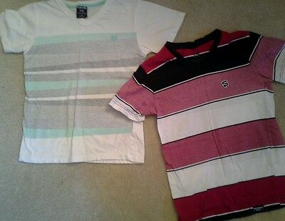 Boy's South pole and Zoo York size small (8) shirts