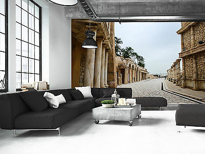 Roman Street,China  Wall Mural Photo Wallpaper GIANT DECOR Paper Poster