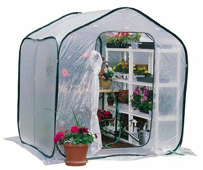 Flower House FHSP300 Portable Growing SpringHouse Greenhouse - NEW