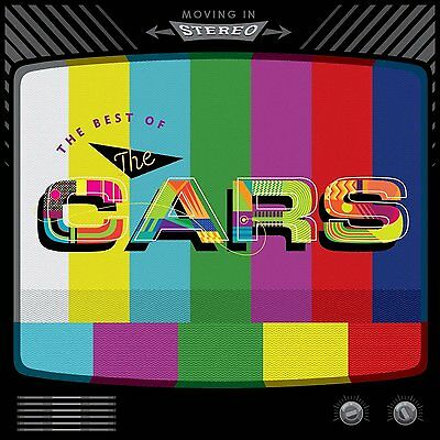 The Cars - Moving In Stereo: The Best Of Vinyl LP New & Sealed