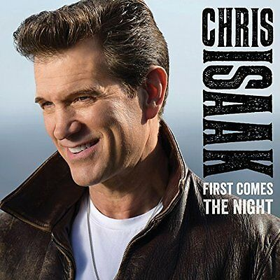 Chris Isaak - First Comes The Night Vinyl LP New & Sealed