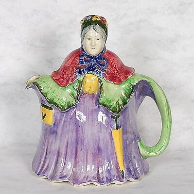 Little Old Lady Teapot - Made In England