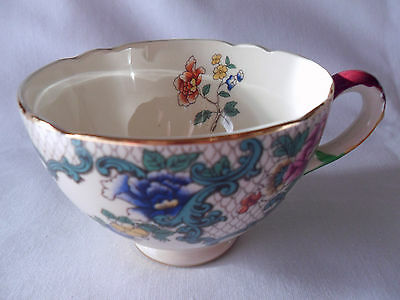 Royal Cauldon Victoria Patterned Large Cup