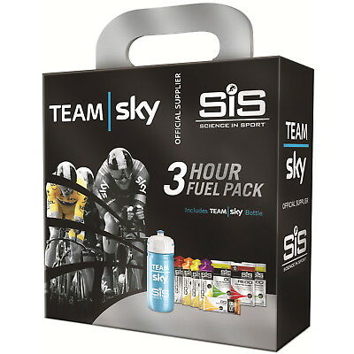 Sis Team Sky 3 Hour Fuel Pack With 550Ml Bottle