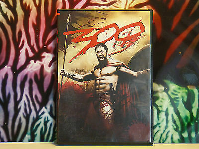 DVD d'occasion excellent état Film : 300 - Un grand spectacle de violence