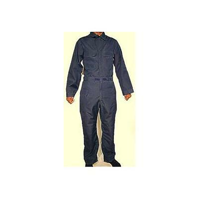 GI Military USN Utility,Navy Blue Coverall FR 100% Cotton, USA Made Sizes