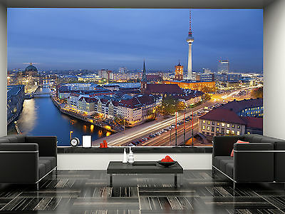 Berlin Wall Mural Photo Wallpaper GIANT DECOR Paper Poster Free Paste
