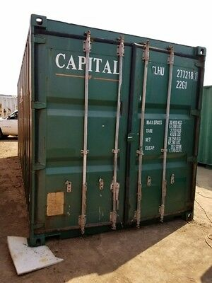 20' used STD Shipping Storage Container San Antonio, TX ($2,200) delivered