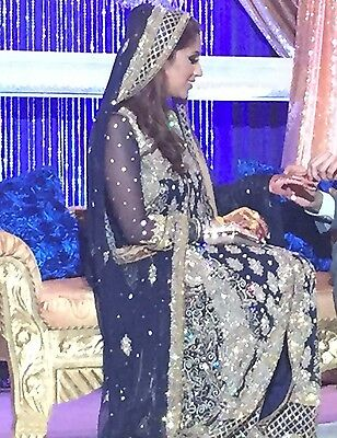 Designer Pakistani Bridal Gown