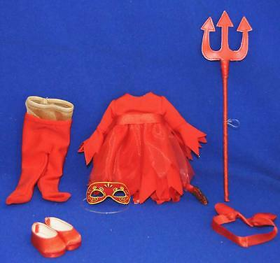 """Devil Patsy 2013 Tonner 10"""" outfit only Halloween Party collection ltd 100"""