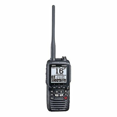 Standard Horizon HX870 Floating 6W Handheld VHF Internal GPS Marine Kayak Radio