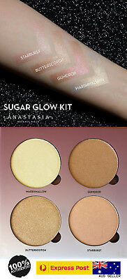 ANASTASIA BEVERLY HILLS Highlighter Glow Kit - CHOOSE YOUR SHADE