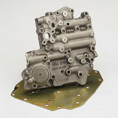 TCI 321100 Valve Body, Full Manual, Reverse Pattern, Chevy, TH350, Each