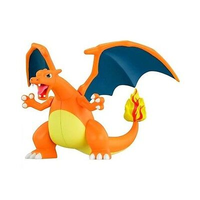 Pokemon Charizard Motorized Plastic Model Kit