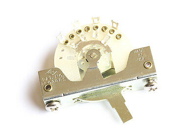 CRL Lever Switch for Guitar • 5 Way (Stratocaster Strat)