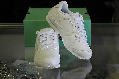 White Kaepa Cheerleading Sneakers