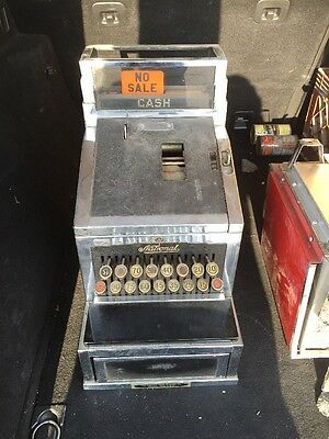 Vintage National Cash Register Candy Store Nice Working Condition