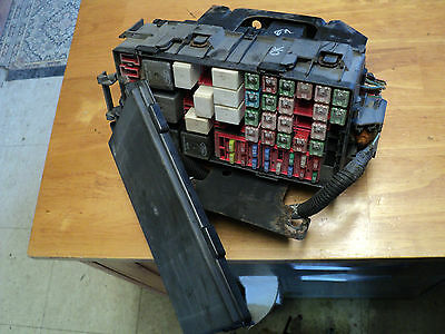 03 ford windstar front fuse box panel relay