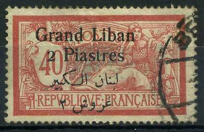 16-04-01332 - Lebanon 1924 Yv.  31 US 100% Grand Liban