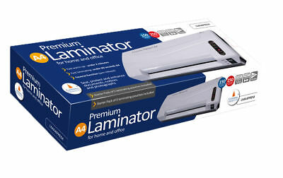 Cathedral A4 Laminator Machine Roller Free Pouches Home Office