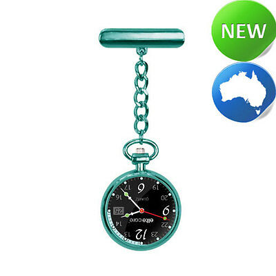 elitecare® Clinical FOB Watch Colour Series - Teal
