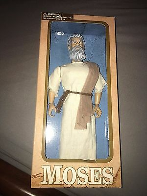 2005 Messengers Of Faith Talking Moses Doll