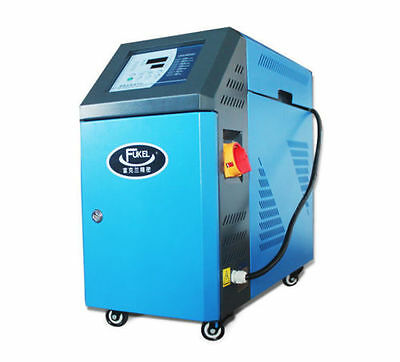 Brand New 6KW Oil Type Mold Temperature Controller Machine 380V T
