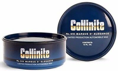Collinite no. 915 Marque D'Elegance WAX 355ml Detailing car truck