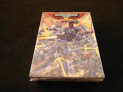 40K 25th Anniversary Limited Edition Crimson Fists Rogue Trader Sealed Boxed Set