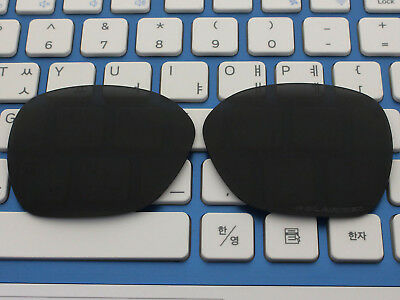 Replacement Black Polarized Lenses for Overtime Sunglasses OO9167