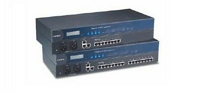 Moxa CN2650-8 8 port Terminal Server, dual 10/100M Ethernet, RS-232/422/485, RJ-