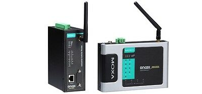 Moxa OnCell 5004-HSPA 4-port 10/100M Ethernet to GSM/GPRS/EDGE/UMTS/HSPA+ cellul
