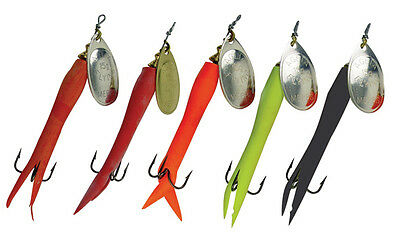 Mepps Aglia Flying C Lures 10g, 15g & 25g also in PACKS OF 2 FOR A BETTER DEAL