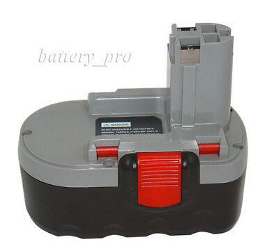18V 3.0Ah Ni-MH Battery For Bosch GSR 18 VE-2 Drill Driver, 2607335695